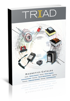 triad magnetics product catalog